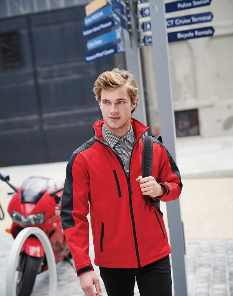 REGATTA Hydoforce 3 Layer Softshell Jacket